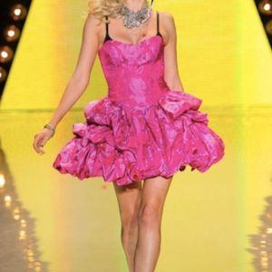 Betsey Johnson Pink Punch Dress NEW
